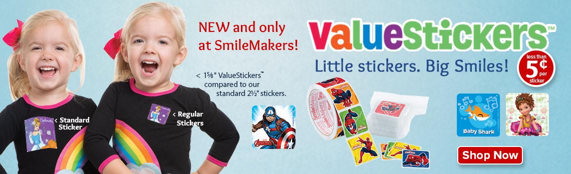 ValueStickers are Here!