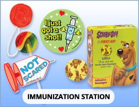 Immunization Station