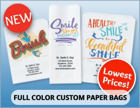 New Custom Paper Bags