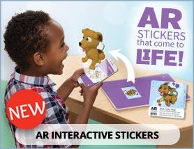 AR Interactive Stickers