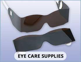 Eye Care Practice Supplies