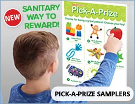 Pick a Prize Samplers