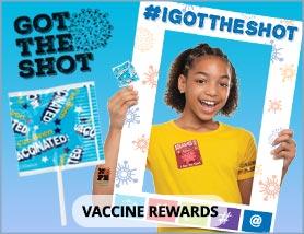 Vaccination Rewards