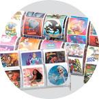 Sticker Samplers