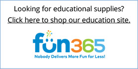 Looking for Educational Supplies? Visit Fun365